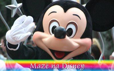 Mazé na Disney